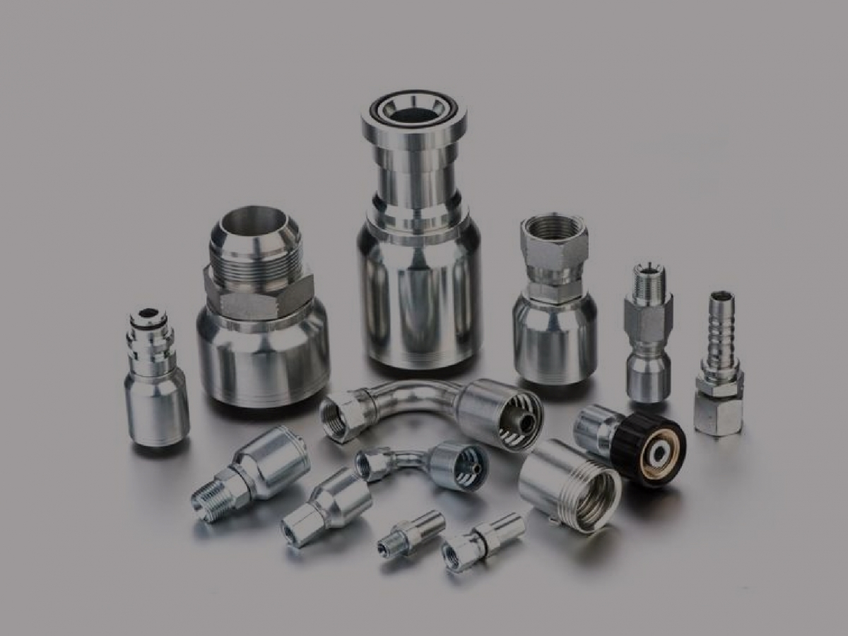 Picture Hose Fitting / Adapter