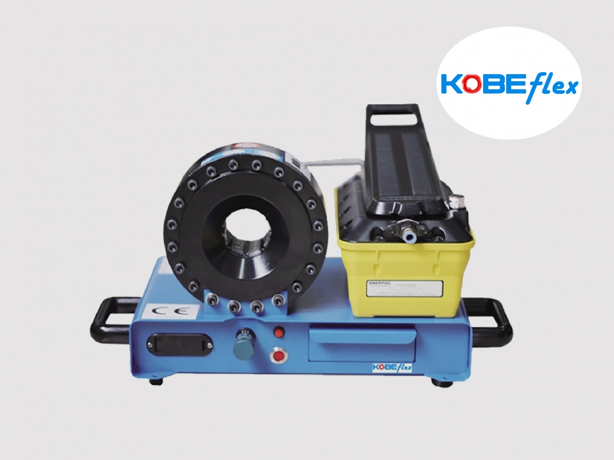 Picture Hose Machines Assembly