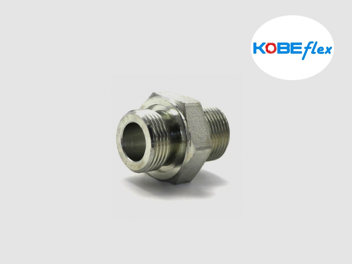Picture Metric Thread O-Ring Face Seal Fittings