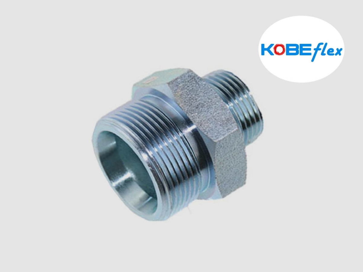 Picture Metric Thread Bite Type Tube Fittings