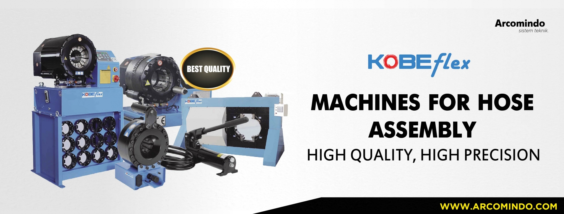 Machines Hose Assembly